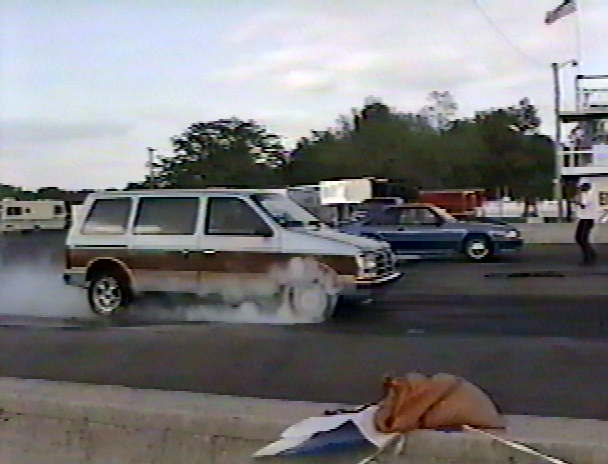89 Turbo Mini Van